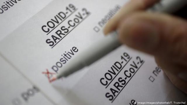 Δυο κρούσματα κορωνοϊού σήμερα 9/11 στην Αργολίδα - 11 στην Κορινθία, 7 στην Αρκαδία, 6 στην Μεσσηνία, 1 στην Λακωνία