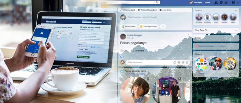 Mengapa Ada Pihak yang Mengincar Data Kita di Facebook?