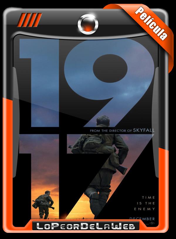1917 (2019) 720p H264 Dual Mega [Primera Guerra Mundial]