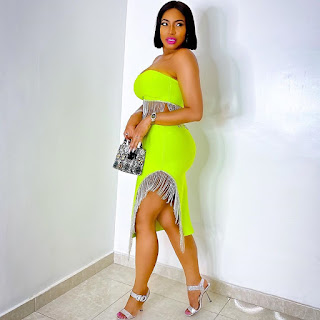 Chika Ike latest photos and news