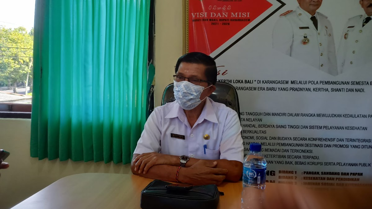 SK Mutasi Tenaga Pendidik Eror, Kepala BKPSDM Sebut Akibat Kesalahan Administratif