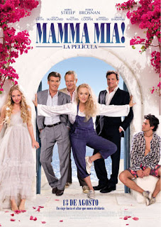Mamma Mia - Cartel