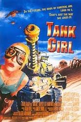 Tank Girl – Detonando o Futuro Dublado Online