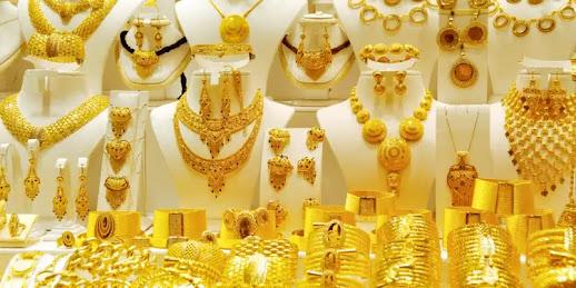 gold اسعار الذهب اليوم:  انخفاض هائل بسعر جرام الذهب الاصفر عيار 18,21,24 بالمصنعية جدول