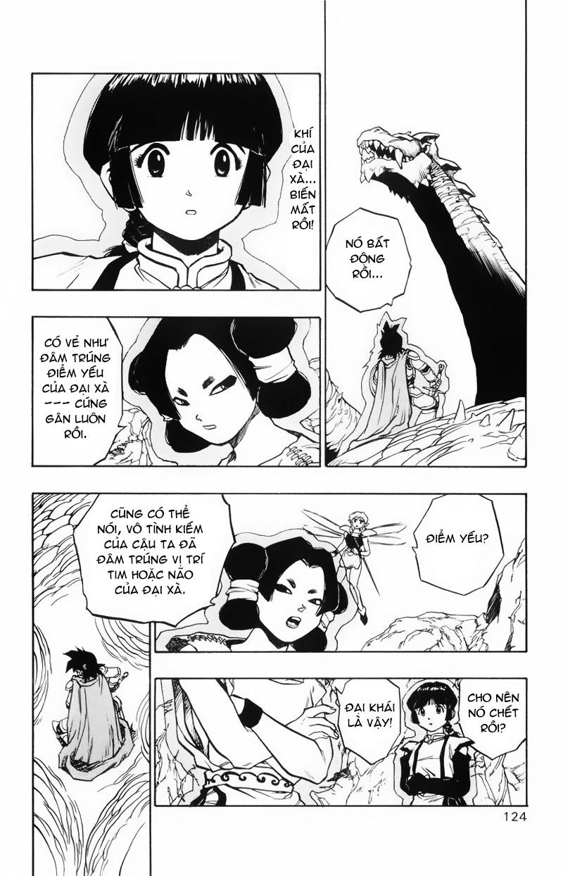 Dragon Quest: Emblem of Roto chapter 43 trang 29