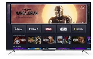"tcl 55"" 4K smart TV"