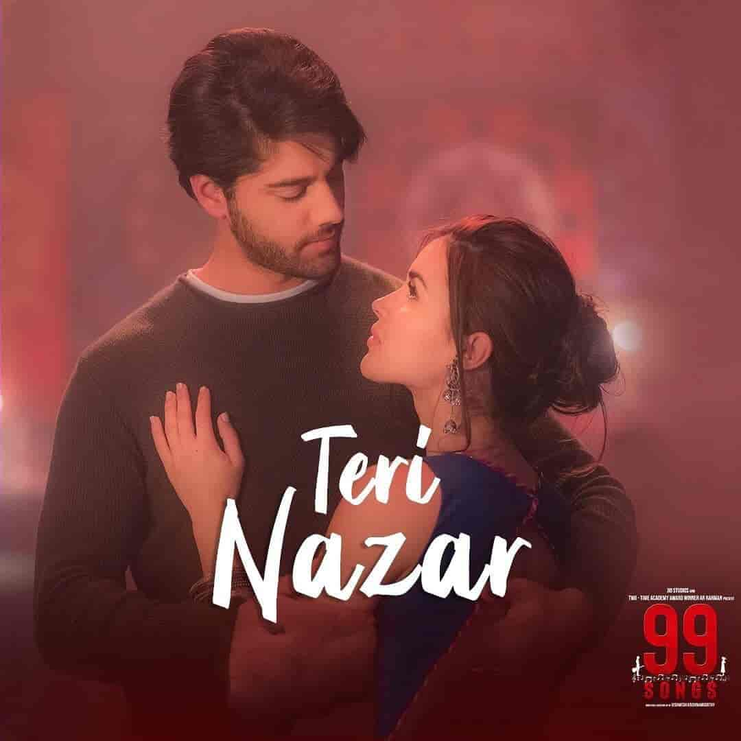 Teri Nazar Song Image From Album 99Songs