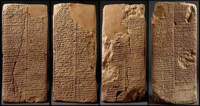 Αρχαία σουμεριακά κείμενα: Την Γη διοικούσαν 8 βασιλείς για 241.200 χρόνια