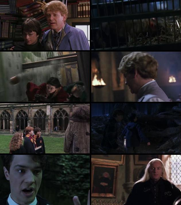 Harry Potter And The Chamber Of Secrets 2002 Dual Audio Hindi 720p BluRay