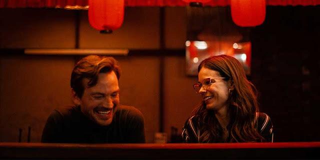 Laia Costa y Guillermo Pfening en 'Foodie Love'