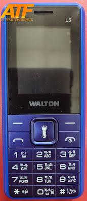 WALTON L5 FLASH FILE