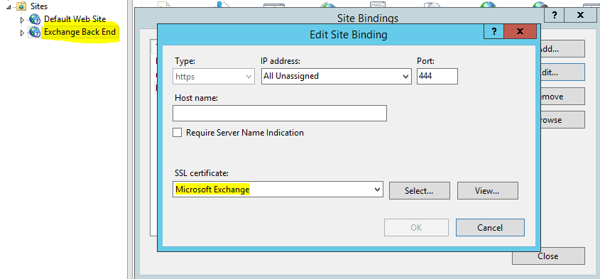 Exchange 2016 ECP Blank After Login -