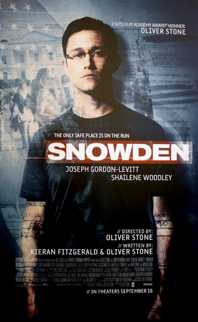 Snowden (2016) ταινιες online seires oipeirates greek subs