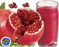 للوقاية من أمراض القلب داومو على عصير الرمان والتمر
