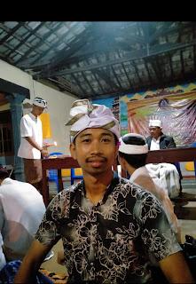 Malem Siwaratri, Penyuluh Lampung Utara : Siwaratri Momentum Tingkatkan Sradha dan Bhakti
