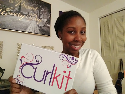 Curlkit unboxing February 2017. Get your discount code for this natural hair sunscription service. - ClassyCurlies