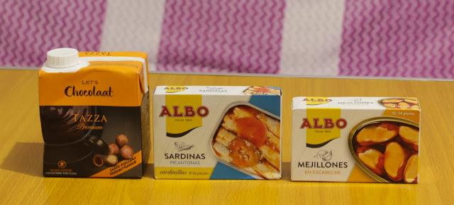 Tazza Premium de Avellana Lets Chocolaat
