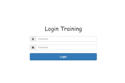 Tutorial Membuat Form Login & Register PHP Dan MYSQL