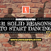 31 Solid Reasons to Start Dancing Today #infographic