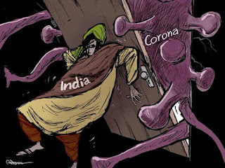 An Indian mutant for Corona