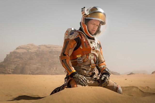 Perdido em Marte (2015)