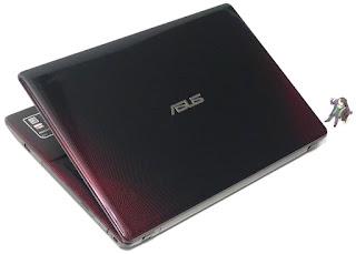 Laptop Gaming ASUS X550U Core i7 Double VGA