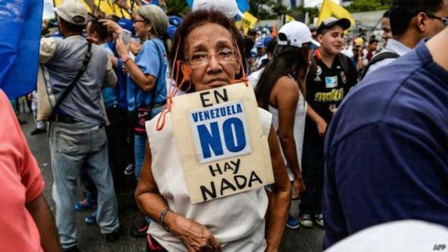 Calidad de vida en Venezuela: en caída libre