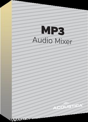 Acoustica Mp3 Mixer Serial Key