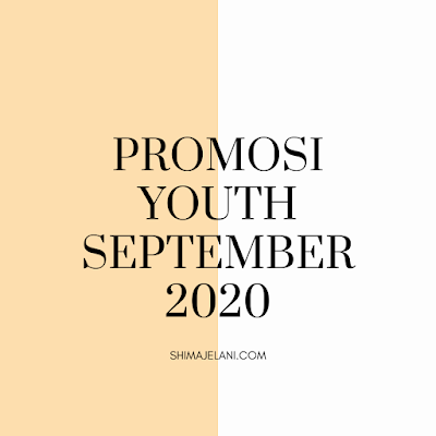 Promosi Youth September 2020