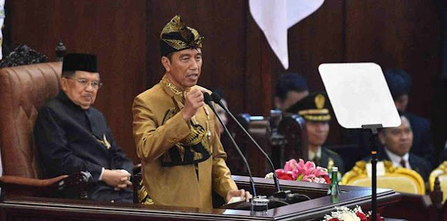 Jokowi Jangan Pilih Menteri Kabinet Jilid 2 Yang Punya Beban Masa Lalu