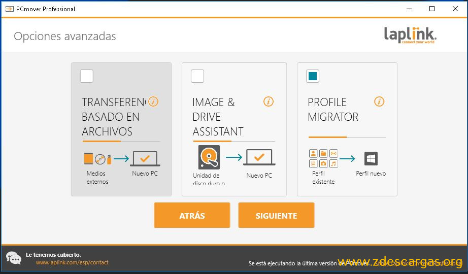 PCmover Professional Full Español
