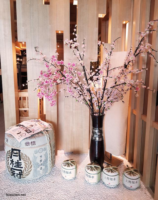 KIMI-Ya Japanese Restaurant, Avantas Residence