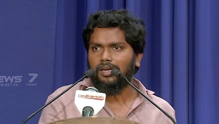 Pa Ranjith blames Media and Cinema