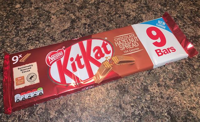 Kit Kat Chocolate Hazelnut Spread