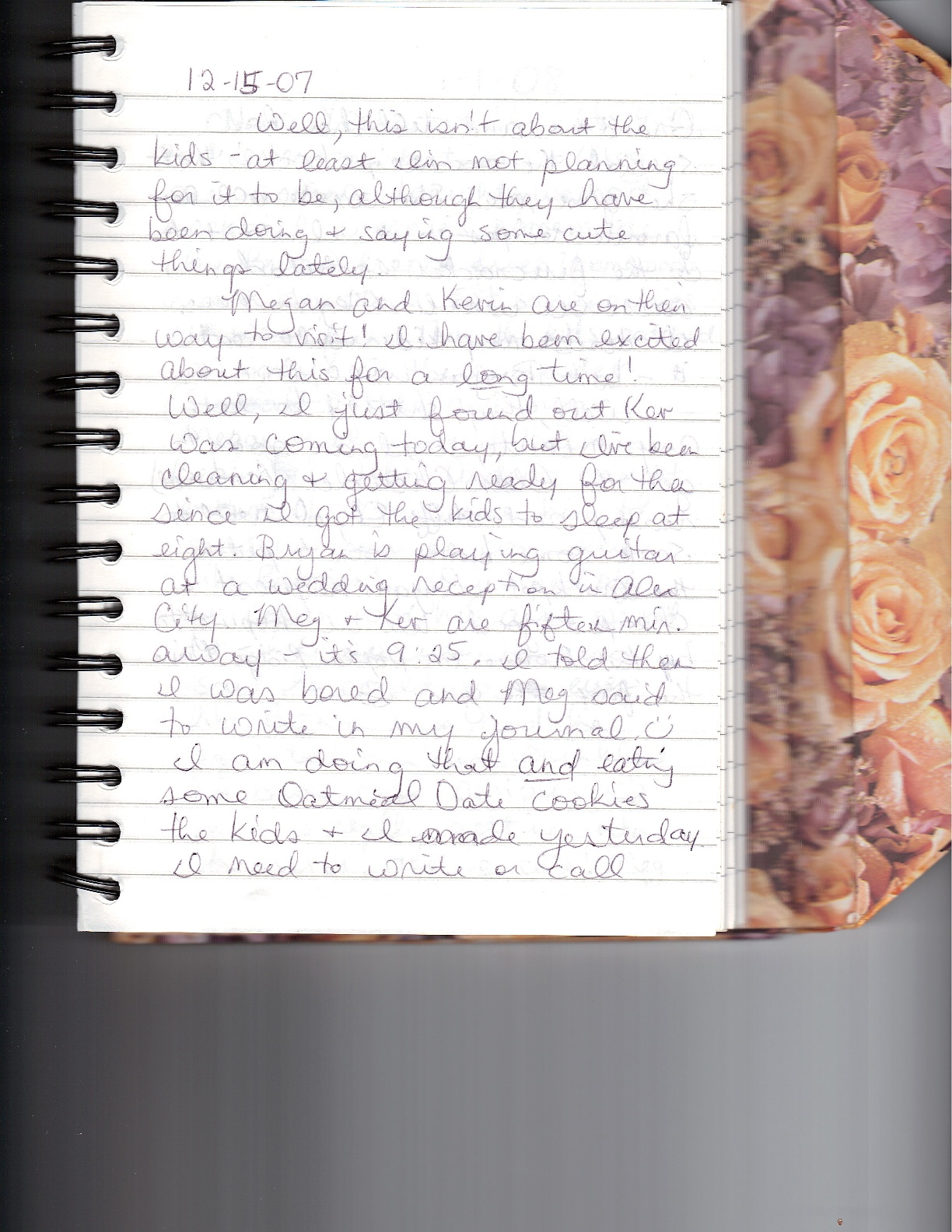 True Stories Journal Entries Letters Share Your Love Of