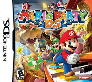 Mario Party DS NDS, español, mega