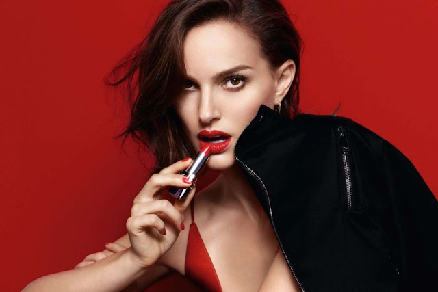 Natalie Portman Photo Shoot for Rogue Dior 2016 Campaign