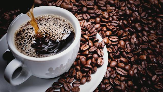 القهوه تساعد على حرق الدهون الداخليه