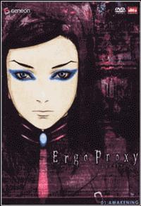 جميع حلقات الأنمي Ergo Proxy مترجم