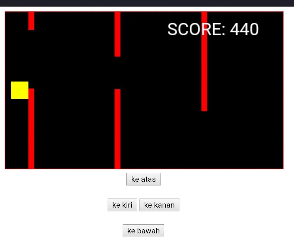 Dasar membuat game HTML sederhana menggunakan Javascript