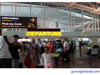 Apakah Bandara Ngurah Rai Berada di Lombok