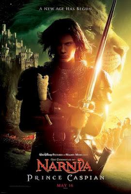 The Chronicles Of Narnia: Prince Caspian 2008 Dual Audio Hindi 720p BluRay 1.2GB