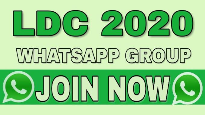 Latest Kerala Psc Whatsapp Groups - LDC 2020
