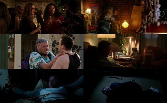 The Fanatic (2019) HD 1080p y 720p Latino Dual