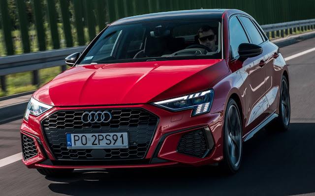 Audi A3 Sportback S-Line 2021