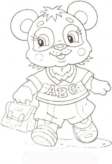 cute panda bear coloring pages - cute baby panda coloring pages for kids disney coloring
