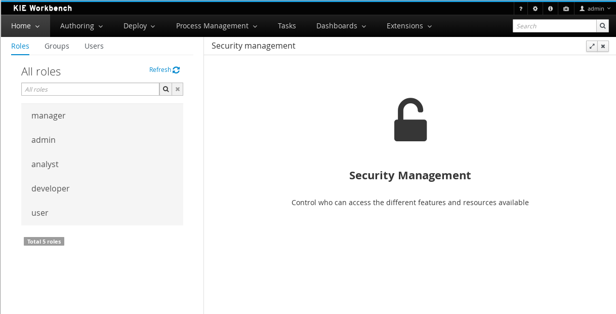 c35cfc53d6 Security management in jBPM   Drools workbenches - BPI - The ...