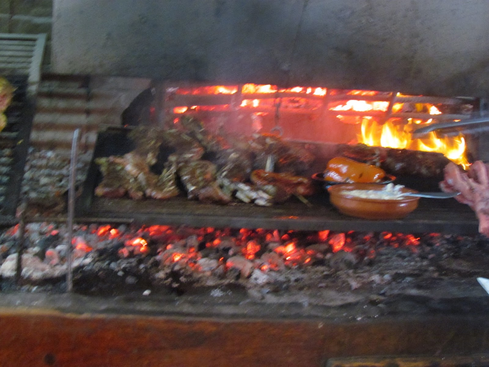 Parrilla no Chuy