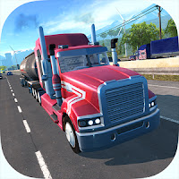 Truck Simulator PRO 2 V1.5 MOD Apk + DATA ( Full )