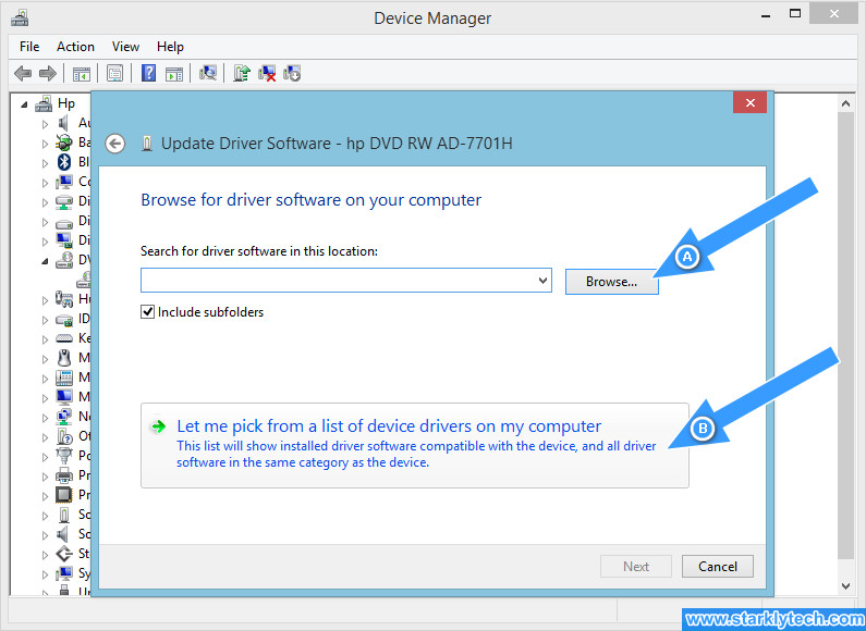 How to Manually Update Your Device Driver Step 6
